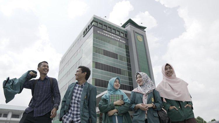 Promo HUT RI: UMRI Potong SPP dan Uang Pendaftaran Calon Mahasiswa Baru
