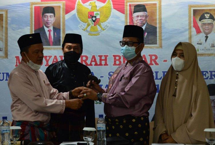 Delisis Hasanto Terpilih Kembali Pimpin Forum Komite