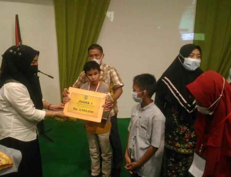 Ini 11 Siswa SLB yang akan Wakili Riau di FLS2N Nasional