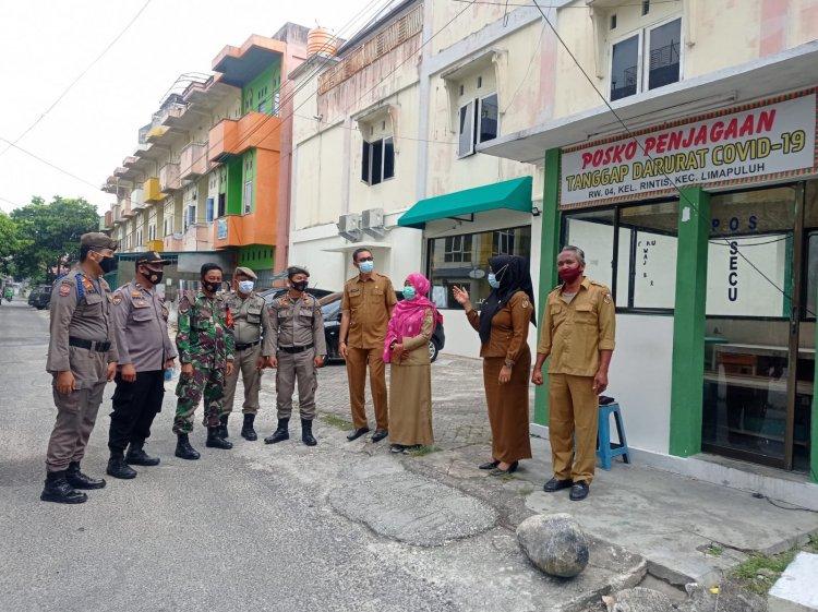 PPKM Mikro Berlaku di Pekanbaru, Begini Aturannya