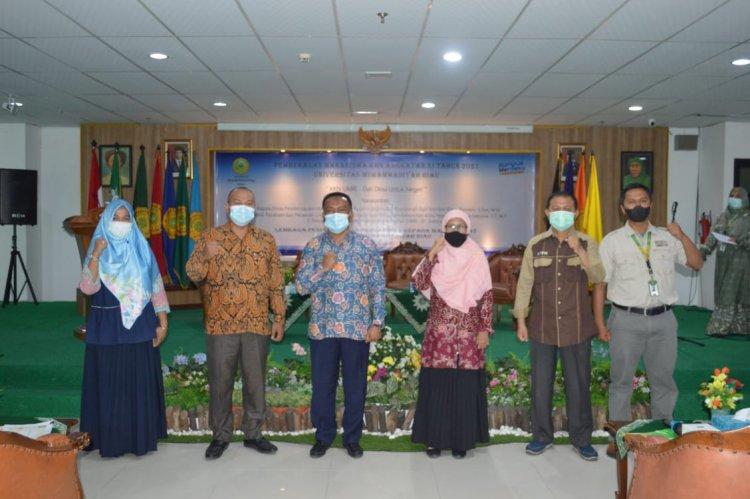 Tema KKN UMRI Dianggap Sejalan dengan Program Presiden