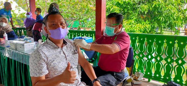 Capaian Vaksinasi di 3 Kabupaten Ini Paling Rendah di Riau