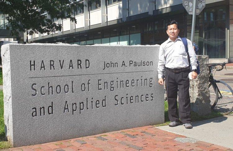 Dosen UIR dan Profesor Harvard Meneliti Bersama di Amerika